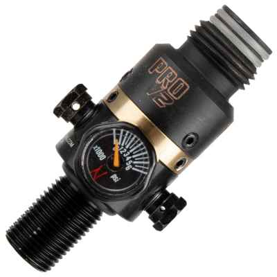 Ninja Air Paintball Pro V2 HP Regulator (3000 PSI / 200 Bar) | Paintball Sports