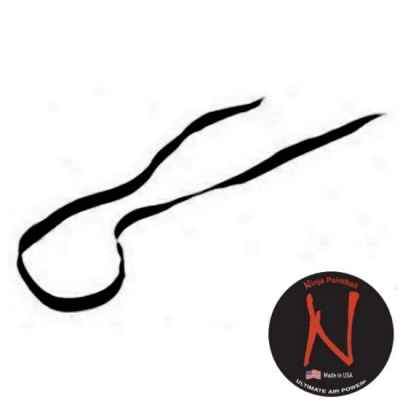 Ninja Air Black Teflon tape / Teflon tape | Paintball Sports