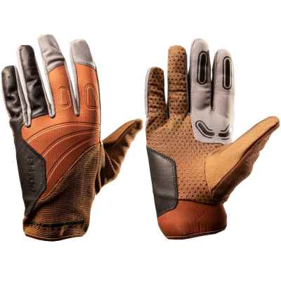 PBRack Flow Gloves Paintball Gloves 2.0 (Golden-Brown) | Paintball Sports