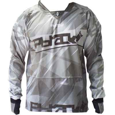 PBRack Ultra Flow Paintball Jersey (white) | Paintball Sports