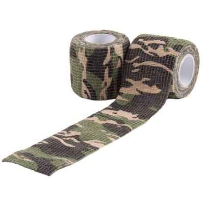 Paintball / Airsoft Camo Tape Tarnishing Tape (Woodland) | Paintball Sports