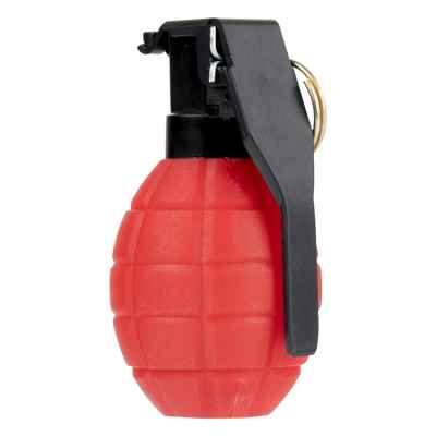 WASP Paintball / Airsoft Hand Grenade Gen. 2 (color fill) - RED | Paintball Sports