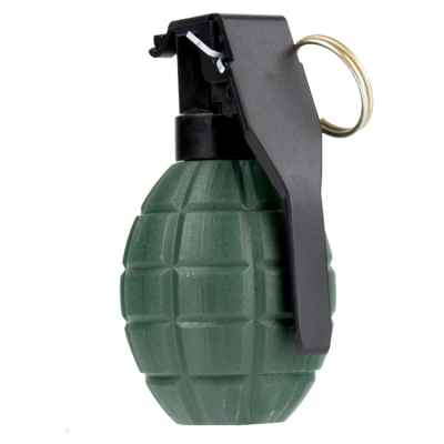 WASP Paintball / Airsoft Fragmentation Grenade Gen. 2 (Peas, BIO) - GREEN | Paintball Sports