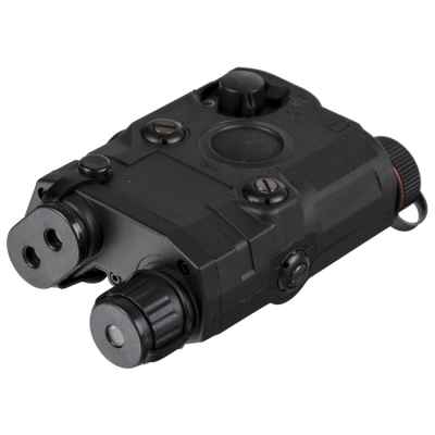 Paintball / Airsoft Laserbox dummy (black) | Paintball Sports