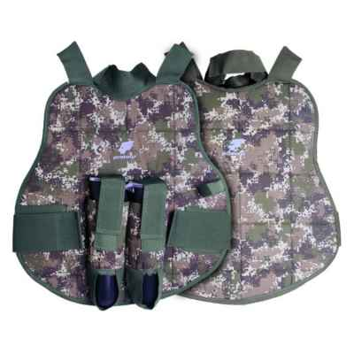Paintball breastplate / upper body protection 5in1 (HDE Earth) | Paintball Sports