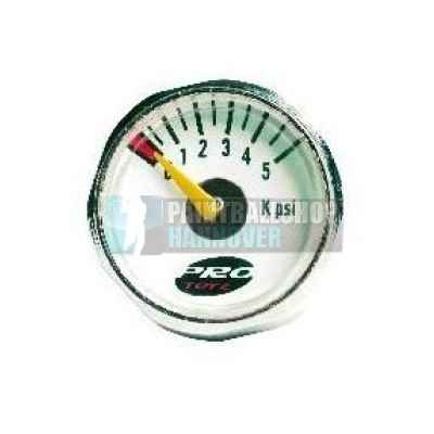 HP Pressure Gauge (0-600 PSI Display) | Paintball Sports