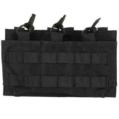 G36 Magazine Pouch for Molle System (3er) - black | Paintball Sports