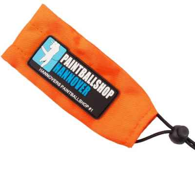Paintball Gotcha Running Condom / Running Sock (neon orange) | Paintball Sports