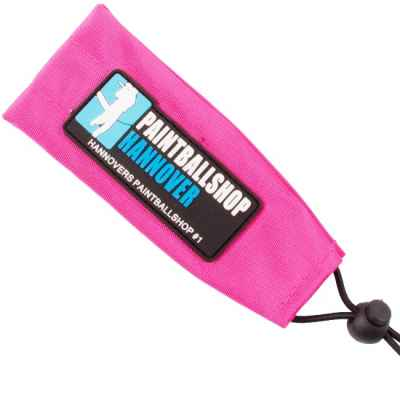 Paintball Gotcha Running Condom / Running Sock (neon pink) | Paintball Sports