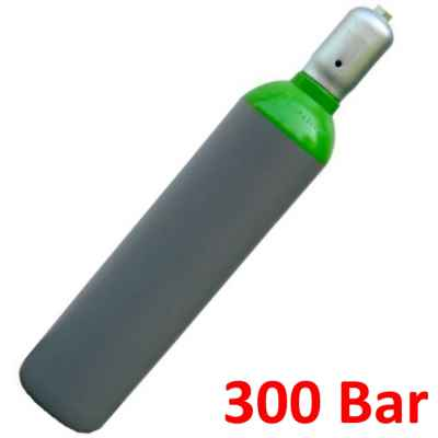 Compressed air storage bottle (20 liters, 300 bar) | Paintball Sports