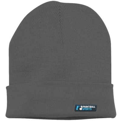 Paintball Sports Beanie / Winter Hat (gray) | Paintball Sports