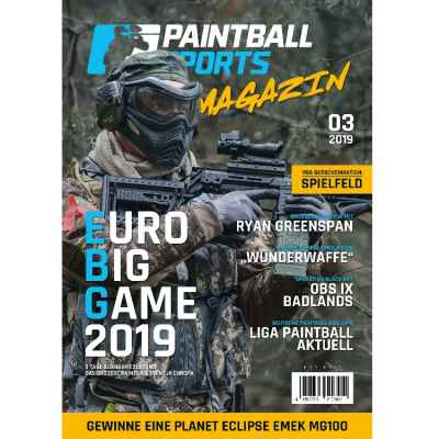 Paintball Sports Magazine - Your Paintball Magazine (Issue 03/2019) | Paintball Sports