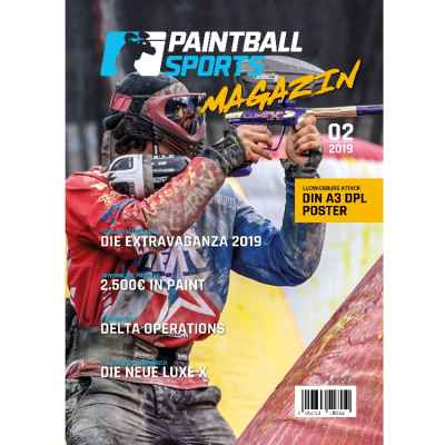 Paintball Sports Magazine - The Paintball Sports customer magazine (issue 02/2019) | Paintball Sports