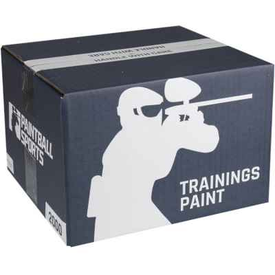 Paintball Sports TRAINING Paintballs (2000 box) | Paintball Sports