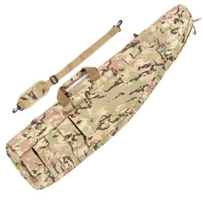 Paintball marker bag Deluxe for long weapons (Multicam)   Paintball Sports