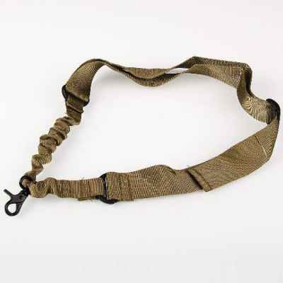 1-Point Sling Strap (tan / earth brown) | Paintball Sports