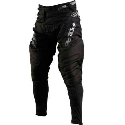 Pbrack Flow Pants Paintball Pants 2020 Edition (Black) | Paintball Sports