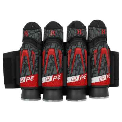 Planet Eclipse / HK Army Zero-G 4 + 7 Paintball Battlepack (FANTM fire red) | Paintball Sports