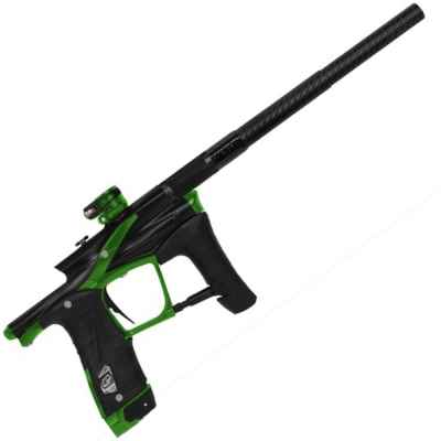 Planet Eclipse EGO LV1.6 paintball marker Emerald (black / green) | Paintball Sports