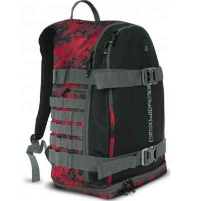 Planet Eclipse GX Gravel Bag Molle Paintball Backpack (Fire) | Paintball Sports