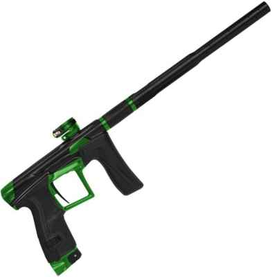 Planet Eclipse GEO4 paintball marker Emerald (black / green) | Paintball Sports