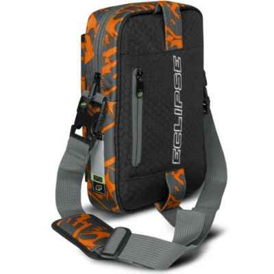 Planet Eclipse GX2 Paintball Marker Bag (Orange) | Paintball Sports