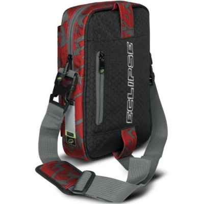 Planet Eclipse GX2 paintball marker bag (Revolution red) | Paintball Sports