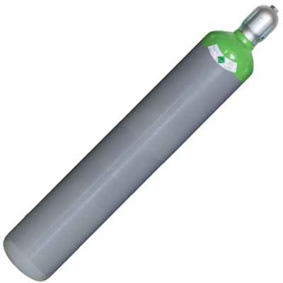 Compressed air storage bottle for paintball & airsoft playing fields (80 liters, 300 bar)   Paintball Sports