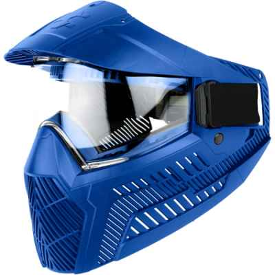 ProShar BASE paintball thermal mask - blue | Paintball Sports