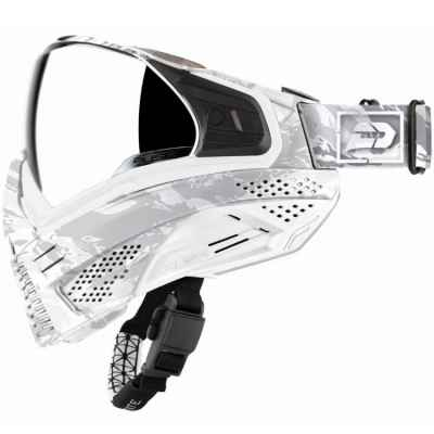 Push Unite Paintball Mask (White Camo) | Paintball Sports