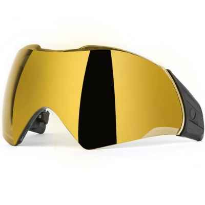 Push Unite Paintball Thermal Masking Glass (Chrome gold) | Paintball Sports