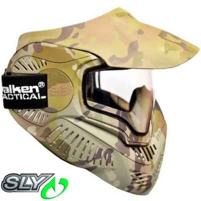 Valken MI-7 Paintball Thermal Mask (V-Cam) | Paintball Sports