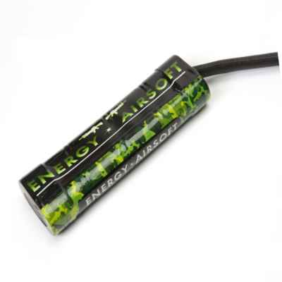 Energy Airsoft Solo 8 NIMH battery 9.6V 3300 mAh | Paintball Sports