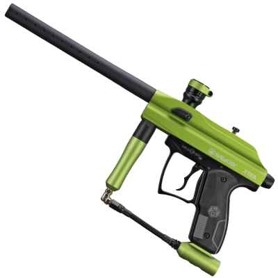 Kingmann Spyder Xtra Paintball Marker (Lime) | Paintball Sports