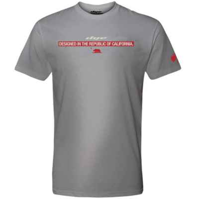Dye T-Shirt (Dye Republic) Gray | Paintball Sports