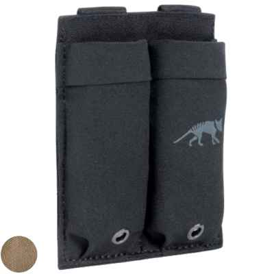 Tasmanian Tiger DBL Pistol Mag Pouch LP | Paintball Sports