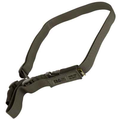 Taginn 1-POINT Strap / Tactical Sling (olive) | Paintball Sports