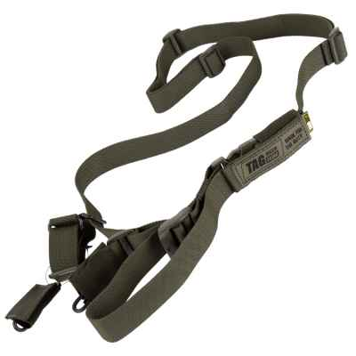 Taginn RUSH Strap / Tactical Sling (olive) | Paintball Sports