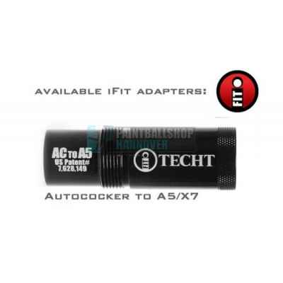 TechT iFit Adapter (Cocker to A5) | Paintball Sports