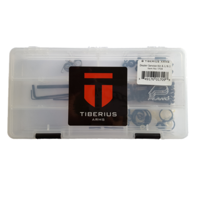 Tiberius Arms T8.1 / T9.1 Dealer Service Kit (large) | Paintball Sports