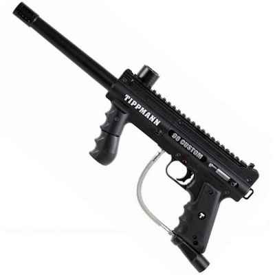 Tippmann 98 Custom Platinum Series (black) | Paintball Sports