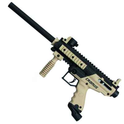 Tippmann Cronus Paintball Marker (black / tan) | Paintball Sports