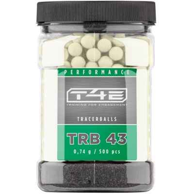 Umarex TRB 43 Cal. 43 tracers / rubber balls (500 pieces)   Paintball Sports
