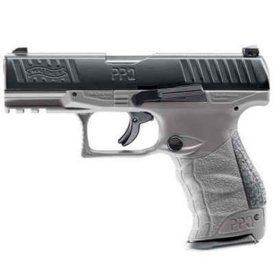 Walther PPQ M2 T4E RAM Paintball Pistol (Cal. 43) - Tungsten gray | Paintball Sports