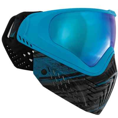 Virtue VIO EXTENDED Graphics Paintball Mask (Ice) | Paintball Sports