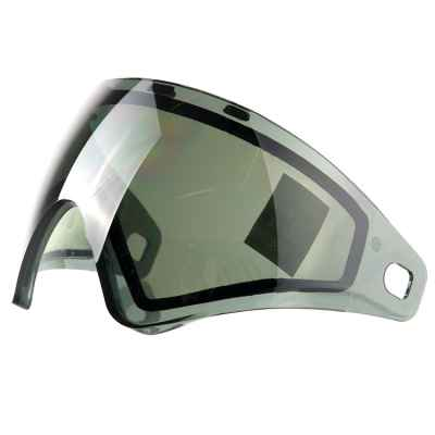 Virtue VIO Paintball Thermal Masked Glass (smoke / smoke) | Paintball Sports