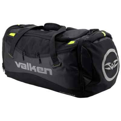 Valken Phantom Duffel Bag (black) | Paintball Sports