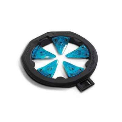 Virtue SF2 Crown for Spire 3 Hopper (Ice cyan) | Paintball Sports
