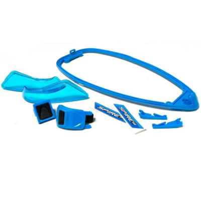 Virtue Spire 3 Paintball Hopper Color Kit (Cycan blue) | Paintball Sports