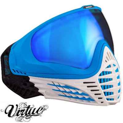 Virtue VIO Paintball Thermal Mask (White Ice) | Paintball Sports
